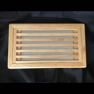 Other - Bread cutting board with crumb tray